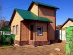 Каркасный торговый центр в Кызыле из ЛСТК