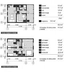 98 кв м Двухэтажный дом