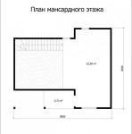 96 кв м Двухэтажный дом