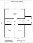 Каркасный дом из ЛСТК 211 кв. м.