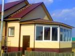Каркасные дома и дачи в Абакане из ЛСТК
