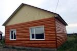 Продается дом из ЛСТК в Абакане
